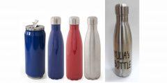 My bottle! Варианты термобутылок и пример лазерной гравировки