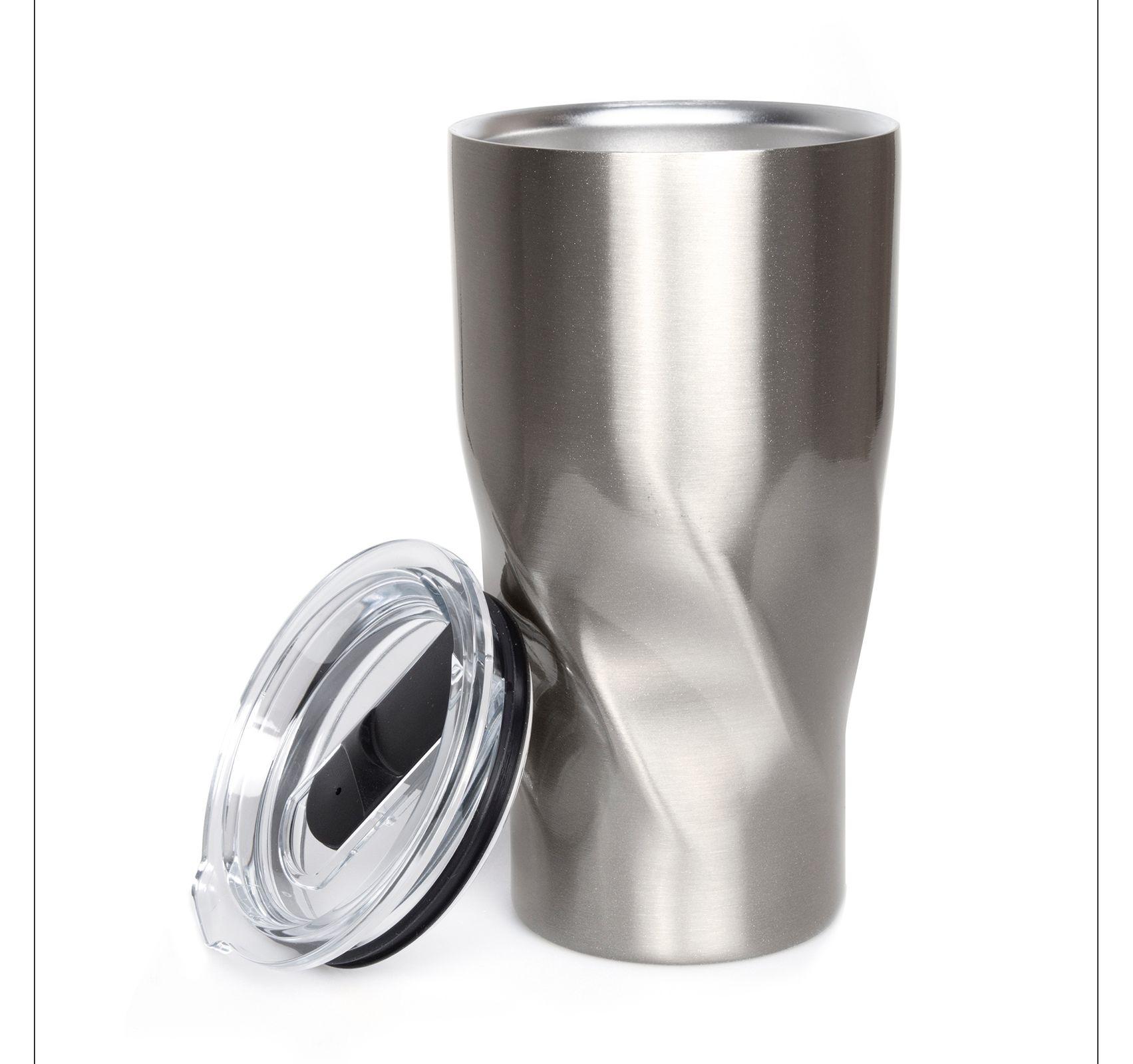 термокружка сталь закрученная