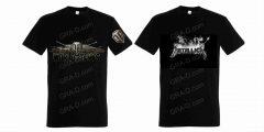 Подарки фанатам - печать на футболках