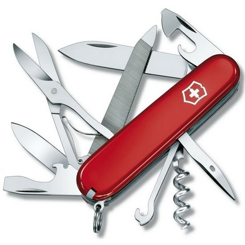 Нож Victorinox MOUNTAINEER Vx13743