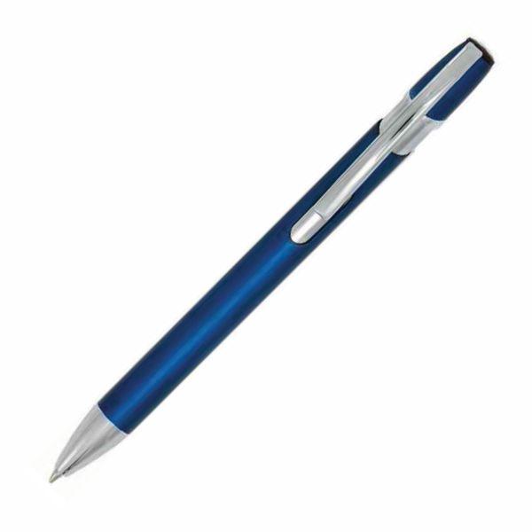 Ручка кулькова, металева Genius