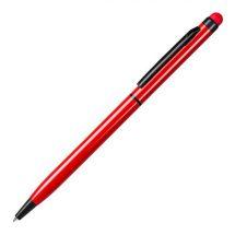 Ручка кулькова, металева з тачем Touch Writer Black