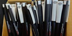 УФ печать на пластиковых ручках